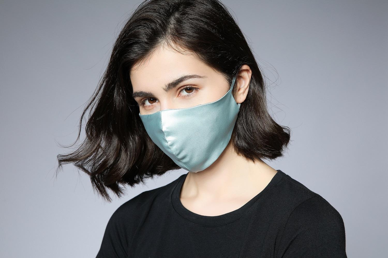 silk mask good for skin