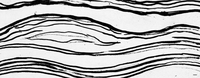 stripe design 100%wool shawl